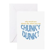Chunky Dunk Greeting Cards (Pk of 10)