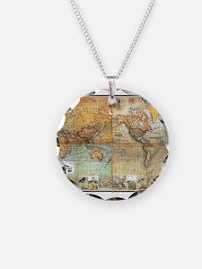 Nautical World Necklace