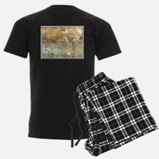 Nautical World Pajamas