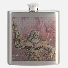 Unique Zeus Flask
