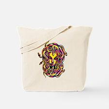 CMYK Medusa Tote Bag