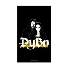 Lost Girl DyBo Decal