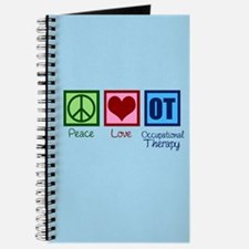 Peace Love OT Journal