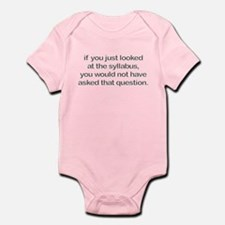 Sillybus Infant Bodysuit