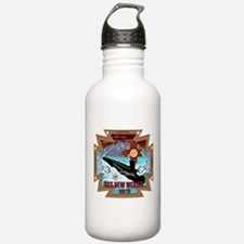 USS New Mexico SSN-779 Water Bottle
