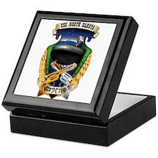 USS North Dakota SSN-784 Keepsake Box