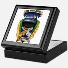 USS North Dakota SSN-784 Keepsake Box