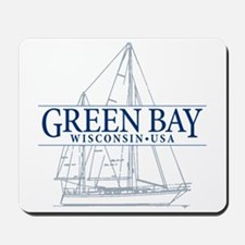 Green Bay - Mousepad