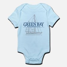 Green Bay - Infant Bodysuit