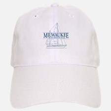 Milwaukee - Baseball Baseball Cap