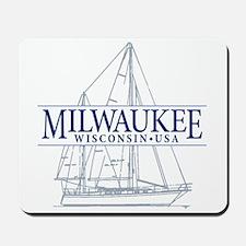 Milwaukee - Mousepad