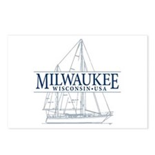 Milwaukee - Postcards (Package of 8)