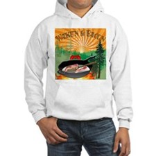 Waken and Bacon Hoodie