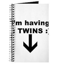 I'M HAVING TWINS Journal