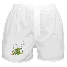 Rainbow Crayon Boxer Shorts