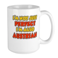 Not Just Perfect Austrian Drinkware Mugs