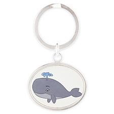 Cute Whale Keychains