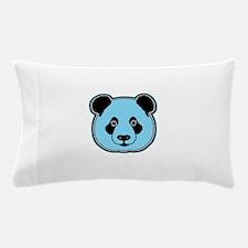 panda head berry Pillow Case