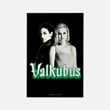 Lost Girl Valkubus Rectangle Magnet