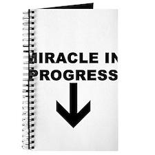 MIRACLE IN PROGRESS Journal