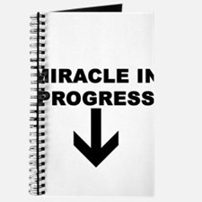 MIRACLE IN PROGRESS Journal