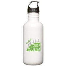 Customize Cross Country Runners Water Bottle