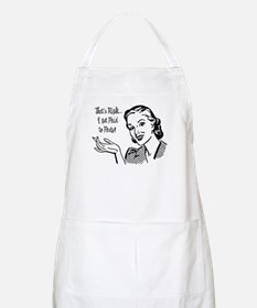 Paid to Party BBQ Apron