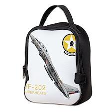 Cool Navi Neoprene Lunch Bag