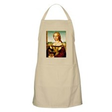 Raphael - Lady with a Unicorn Apron