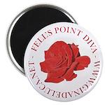 Fells Point Diva Magnet