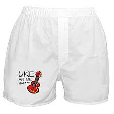 Uke an' be happy! Boxer Shorts