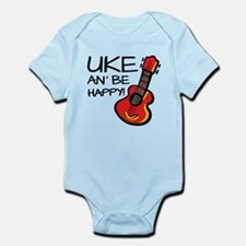 Uke an' be happy! Body Suit