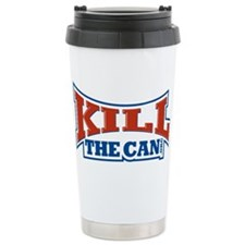 Killthecan 16 Oz Travel Mug