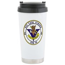 USS Carl Vinson CVN-70 Travel Mug