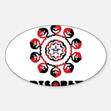 DISOBEY4 Decal