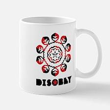 DISOBEY4 Mugs