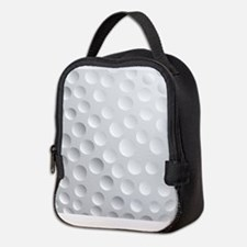 Cool White Golf Ball Texture, Golfer Neoprene Lunc