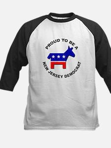 Proud New Jersey Democrat Tee