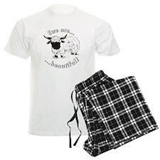 Ewe are beautiful! Pajamas