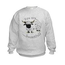 Ewe are beautiful! Sweatshirt