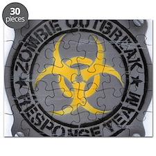 Zombie Outbreak Response Team Puzzle