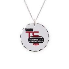 Traverse City Curling Club l Necklace