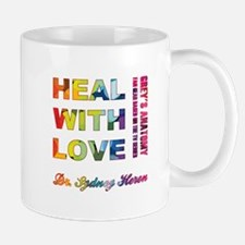 HEAL WITH LOVE Mug
