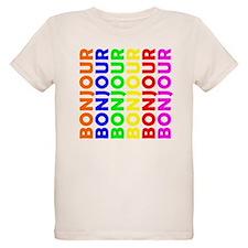 Bonjour-Basic T-Shirt