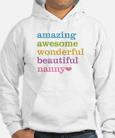 Nanny - Amazing Awesome Hoodie