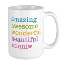 Nonni - Amazing Awesome Mug
