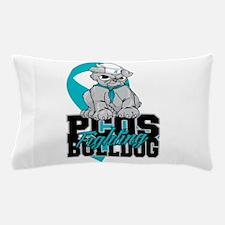 PCOS Bulldog Pillow Case