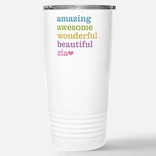 Zia - Amazing Awesome Travel Mug