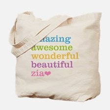 Zia - Amazing Awesome Tote Bag