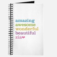 Zia - Amazing Awesome Journal